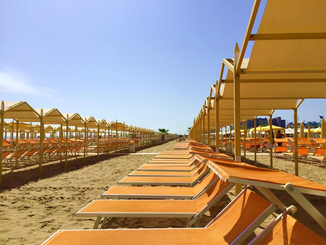 Le Vacanze alla Spiaggia 90 Riccione